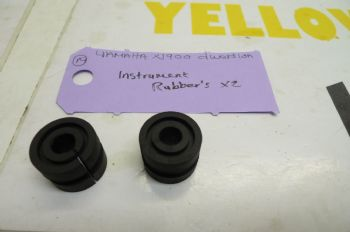 YAMAHA XJ900 DIVERSION    INSTRUMENT RUBBERS X2    (CON-C)